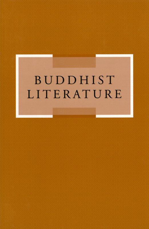 Buddhist Literature