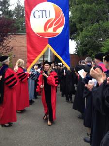 2014 GTU Graduation