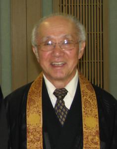 Rev. Dr. Taitestu Unno