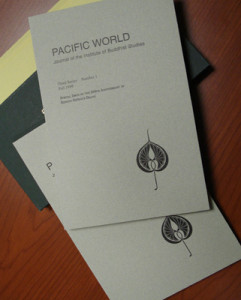 Pacific World Journal