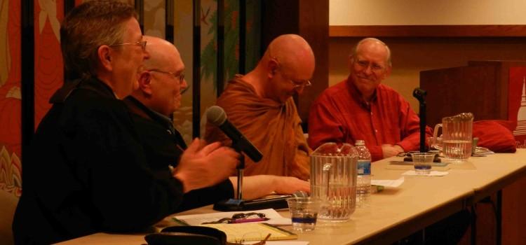 Mindfulness: Three Buddhist Perspectives