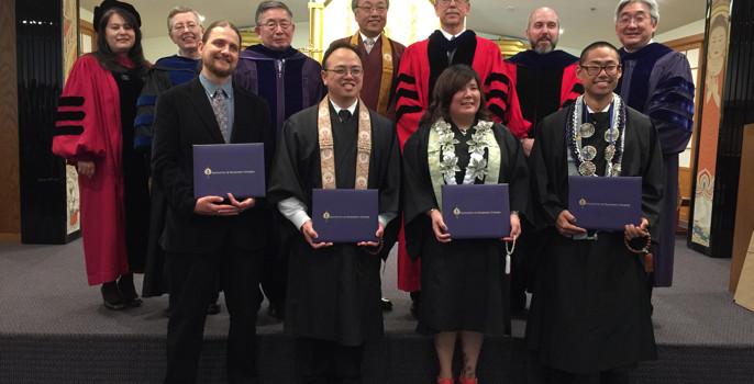 2015 Graduation Commencement