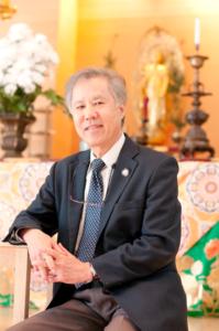 Rev Dr Kenneth Tanaka